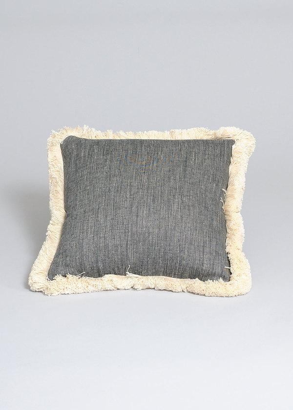 "Conifer Fringe 18"" Pillow"