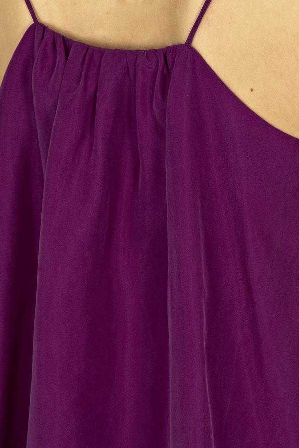 WHiT  Moss Silk Camisole