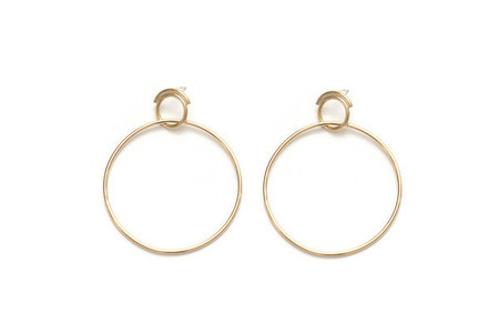 Seaworthy Obliquity Hoops Large