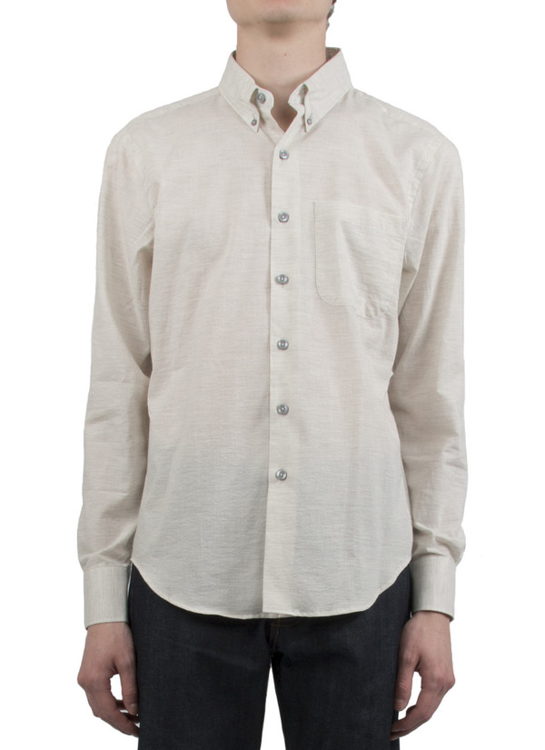 Men's NAKED AND FAMOUS CHEMISE