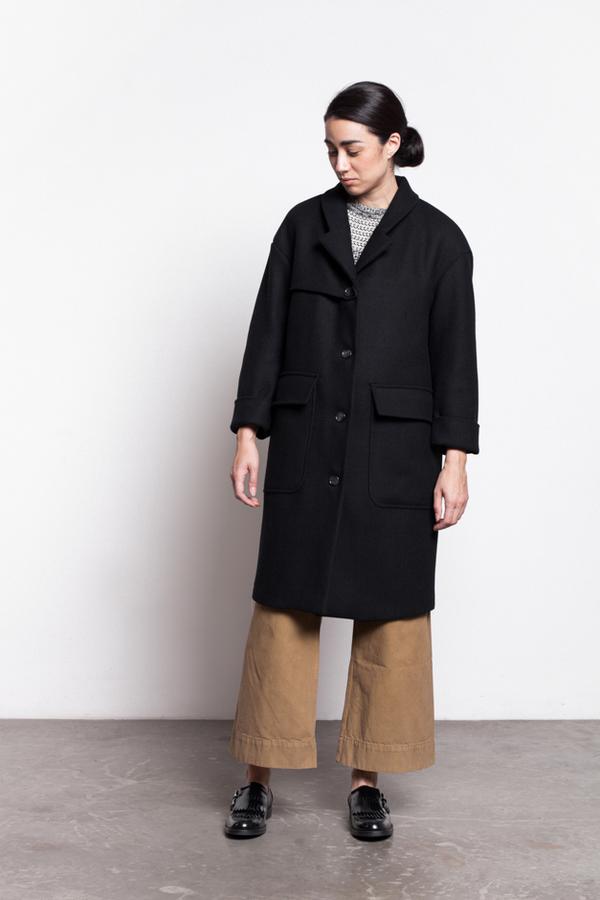 Hope Poppy Coat