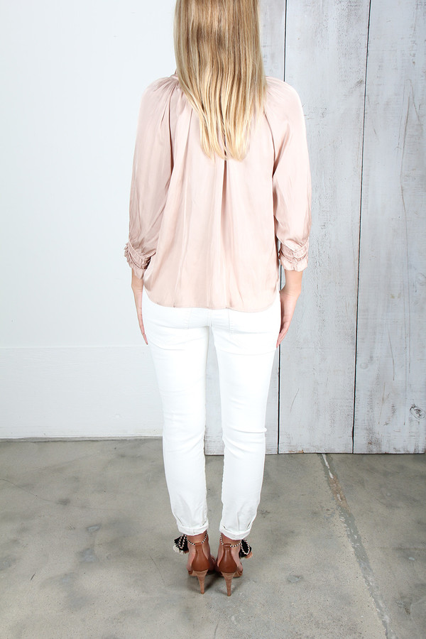 ULLA JOHNSON PHOEBE BLOUSE