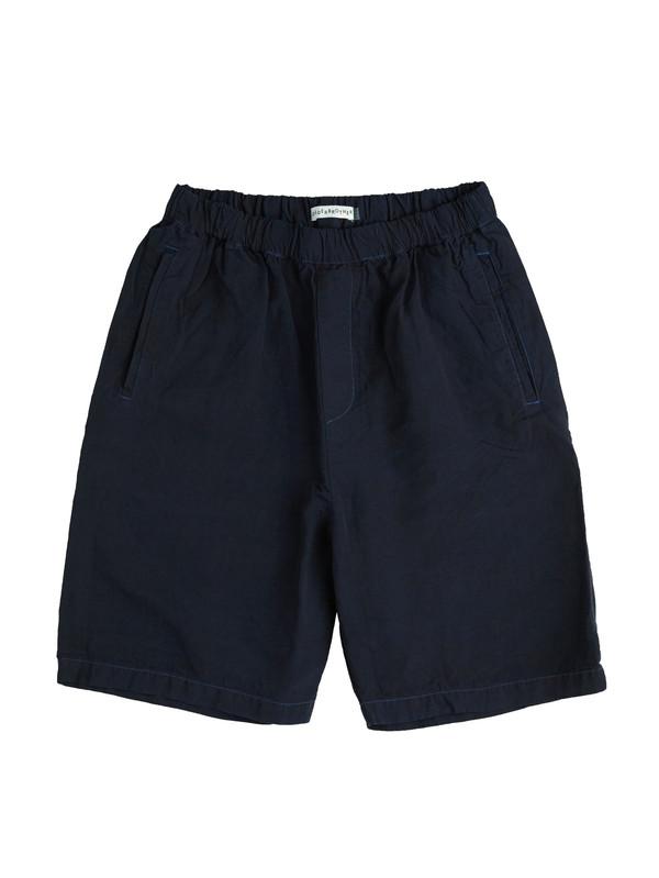 Olderbrother Geri Shorts - Indigo