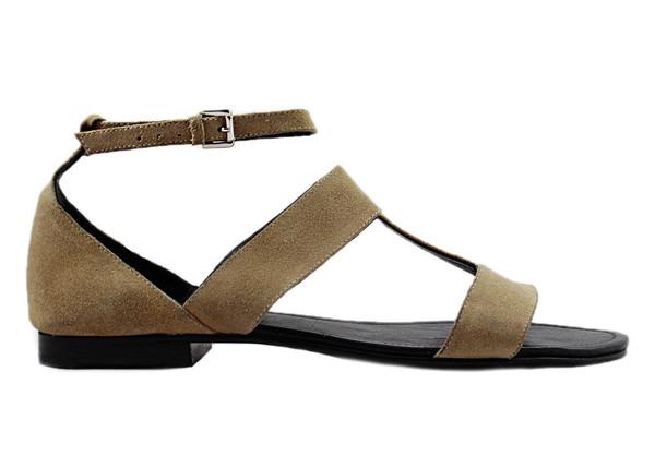 Cartel Footwear Sandal - Loveta Suede