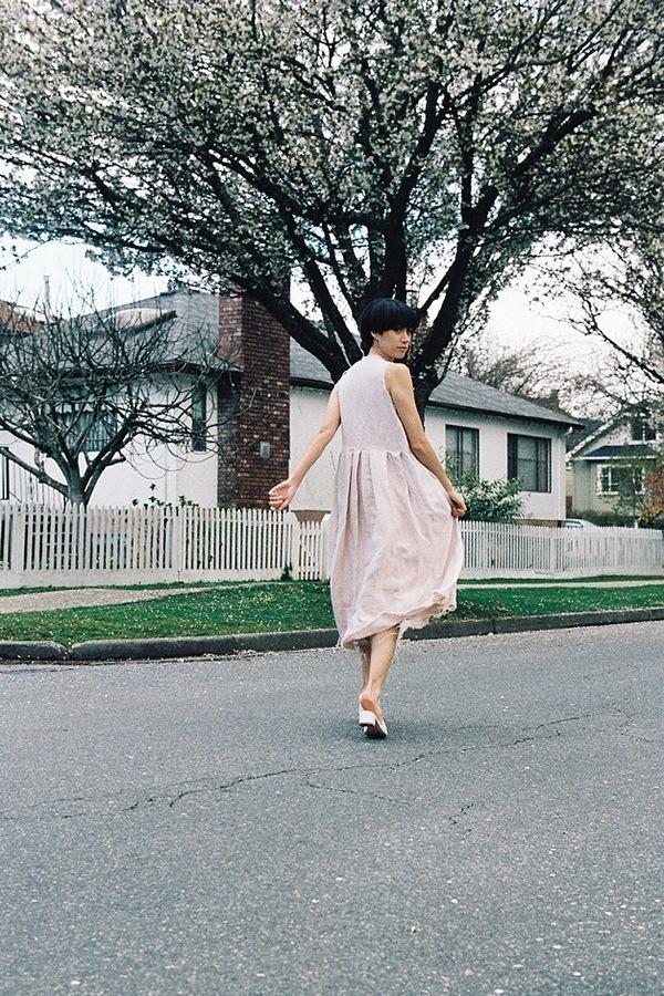 Rachel Comey Sereno Dress - oyster