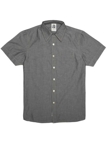 Men's Kennington High Boy Short Sleeve Steel