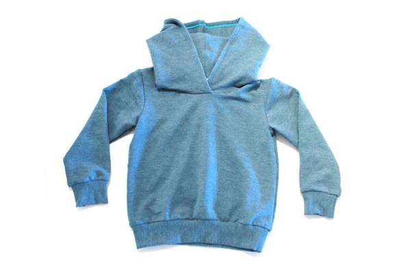 MeAndReekie Denim Blue Unisex Hoodie
