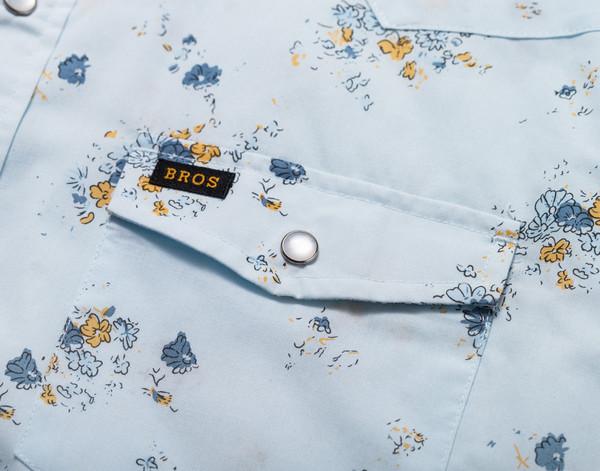 Howler Bros - H Bar B Snapshirt