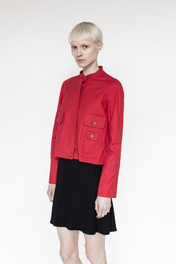Assembly Poplin Raglan Jacket