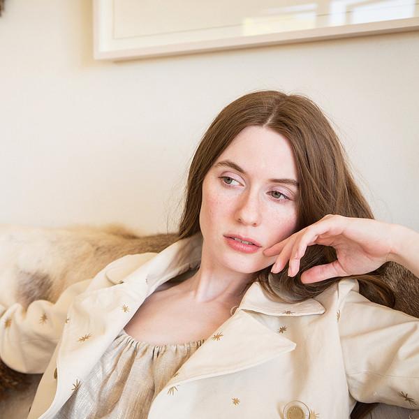 Erica Tanov étoile vincent jacket