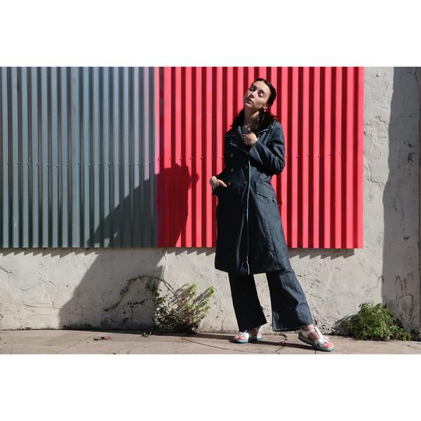 Erica Tanov hedra coat