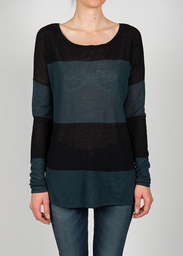 LINE KNITWEAR - THE SURREALIST PULLOVER