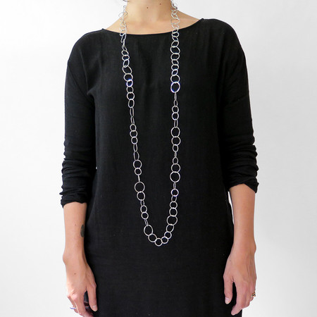 Roost - Silver Chain Necklace