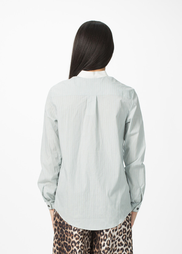 Hansen Christine Collarless Shirt
