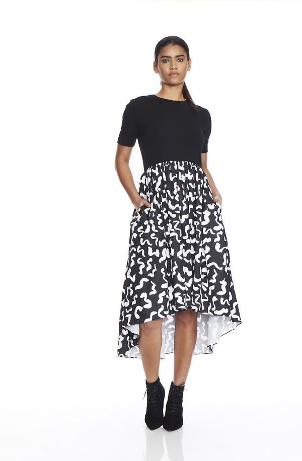 EDIT Full Skirt Dress