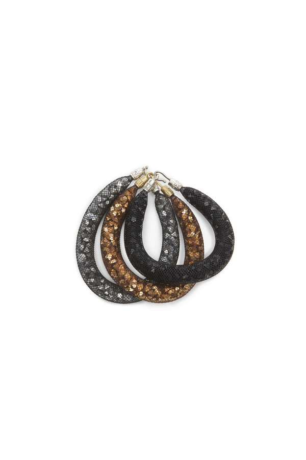 Peppercotton Thick Bracelet - Black