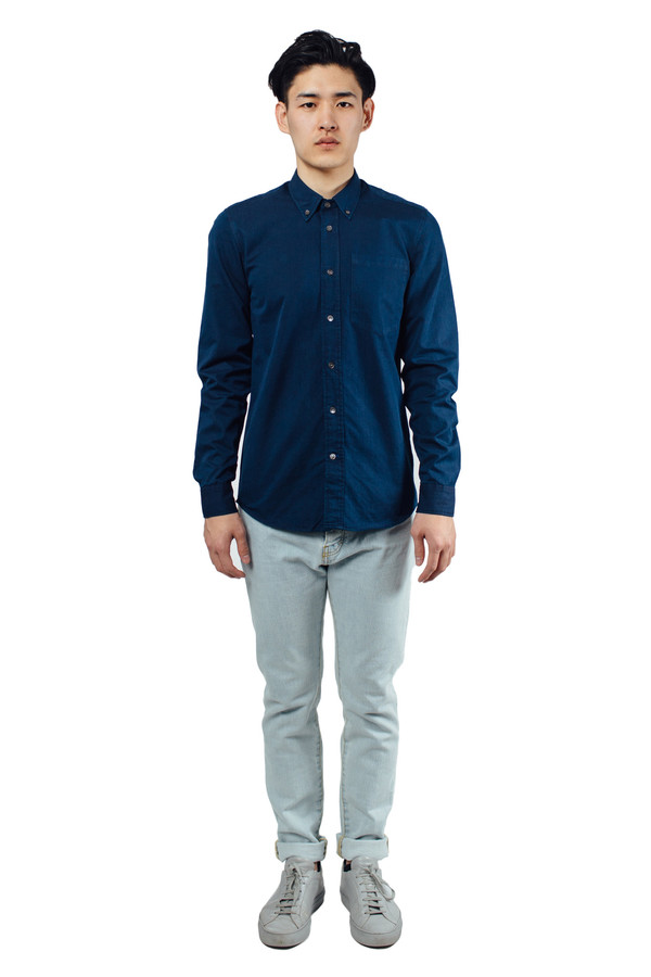 Men's Études Studio Acadia Shirt Raw