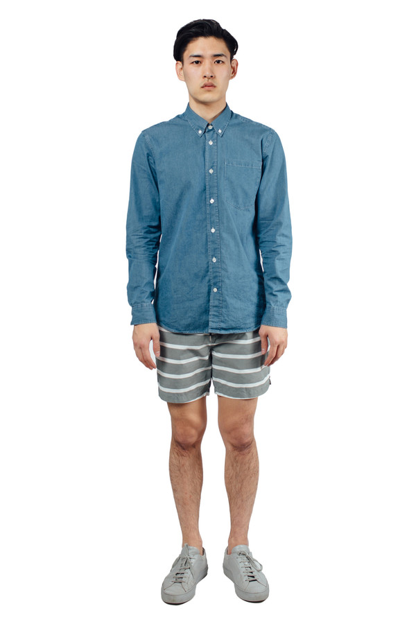 Men's Études Studio Acadia Shirt Stone