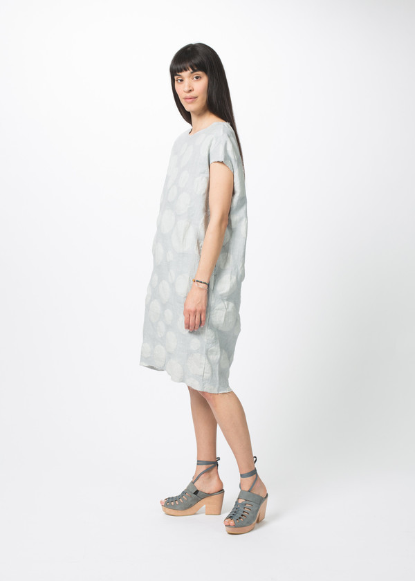 Kristensen du Nord Textured Dot Dress