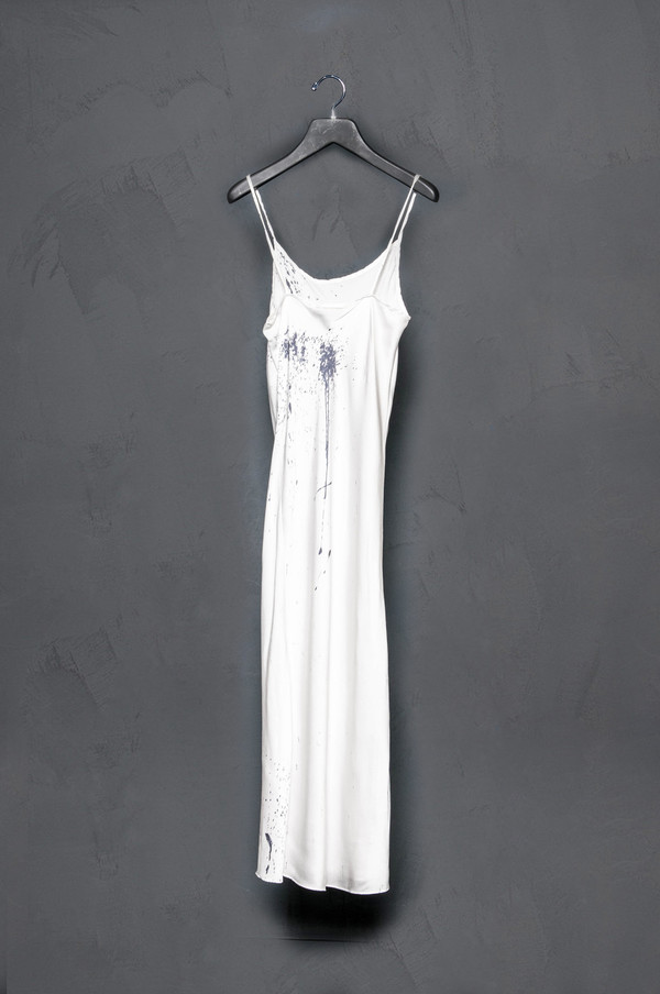 KES Minimal Slip Dress Lafayette