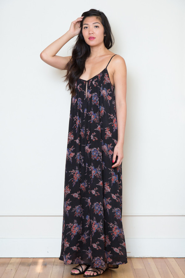 Mes Demoiselles Festive Long Dress