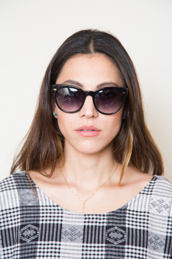 Raen Maude Sunglasses - Black