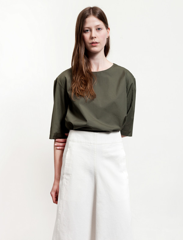 Lemaire Tee-Shirt Olive