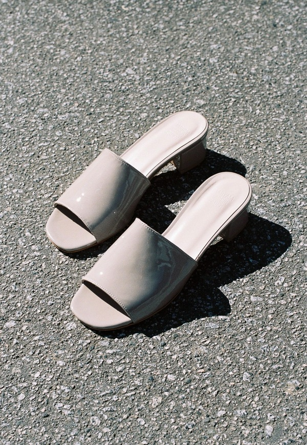 Maryam Nassir Zadeh Sophie Slide - cement patent
