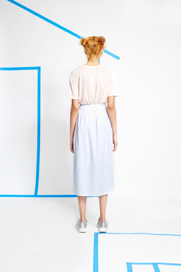 Steven Tai Shirt Skirt