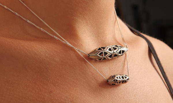 Lacar Capsule Necklace