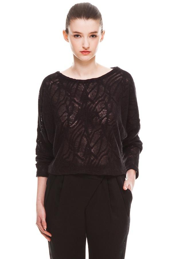 Valerie Dumaine Marlow Sweater