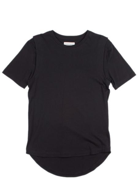 Men's Public School Lane T-Shirt Black