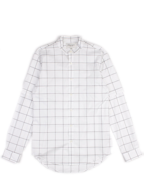 Men's Public School Rynin Shirt White