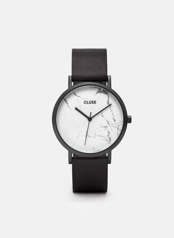 Cluse Black La Roche Watch