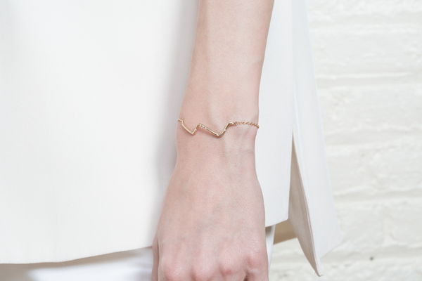 Shahla Karimi Subway Fine Bracelet - Upper West Side to Lower East Side