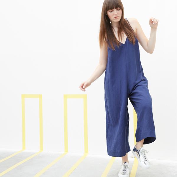 Ali Golden WIDE LEG JUMPER