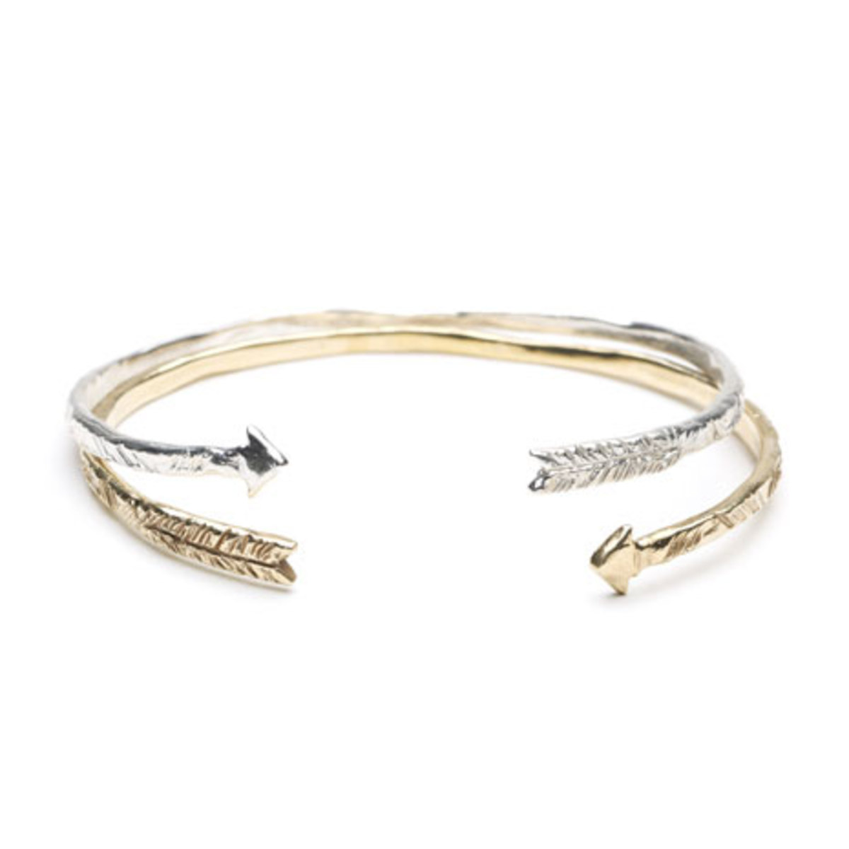 odette ny arrow cuff from the hunted few garmentory