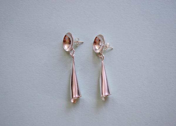 Sonambulo: Conito Earrings
