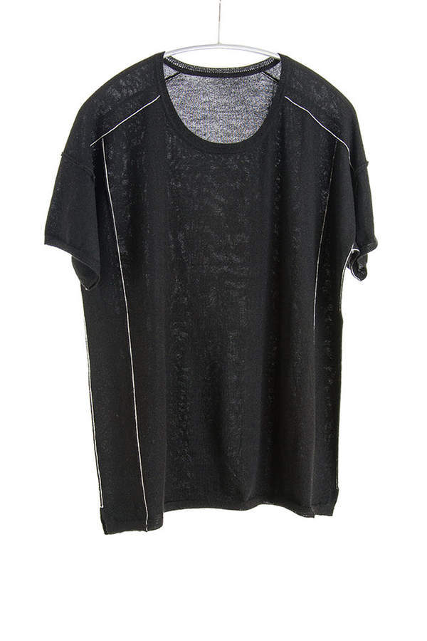 Paychi Guh Square Tee Black