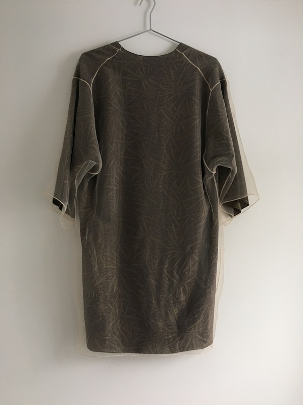 RHOI Claudine Overlay Dress