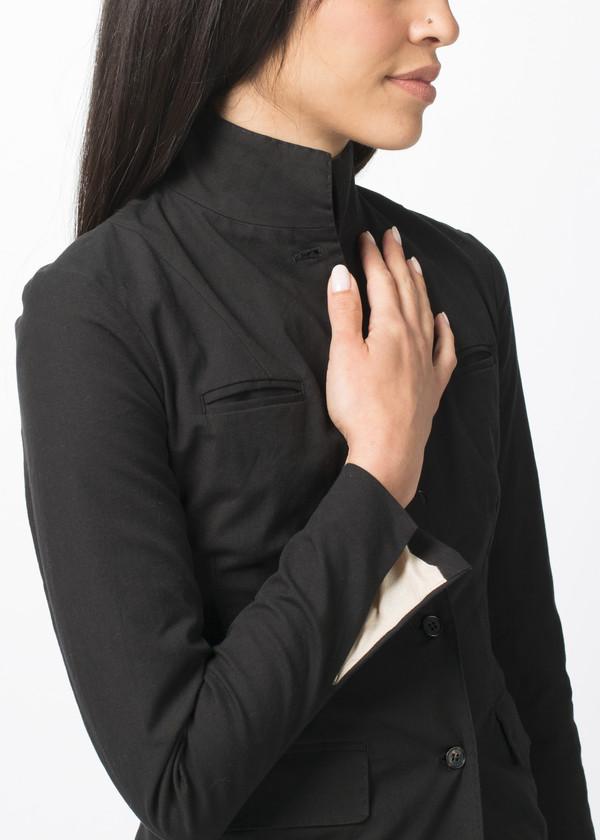 Cherevichkiotvichki Stand Collar Jacket