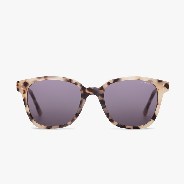 Komono Renee Ivory Demi Sunglasses