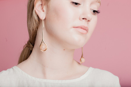 LUZ ORTIZ SWING EARRINGS