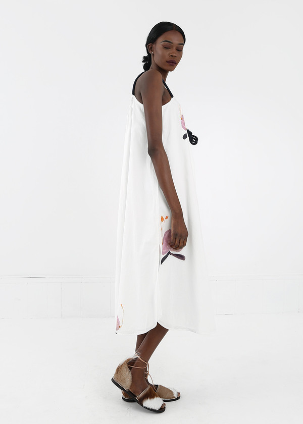 Delfina Balda Flora Dress
