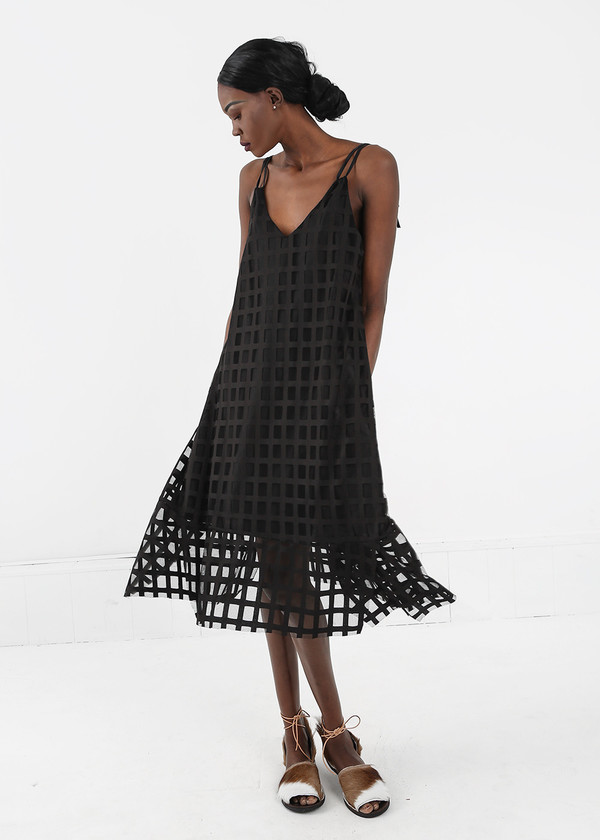Minnoji Black Talia Dress
