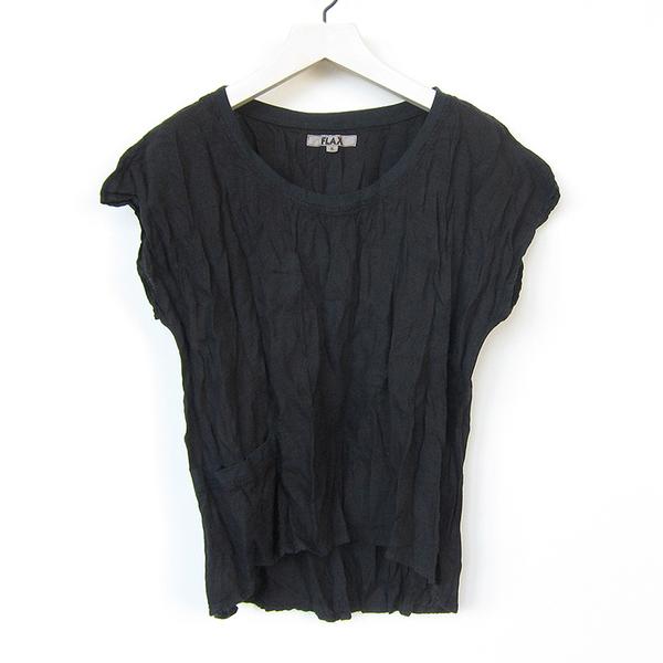 Flax Designs Lofty Top - black