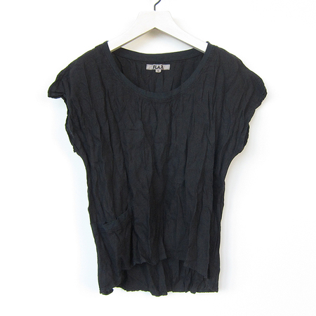 Flax Designs Lofty Top - black