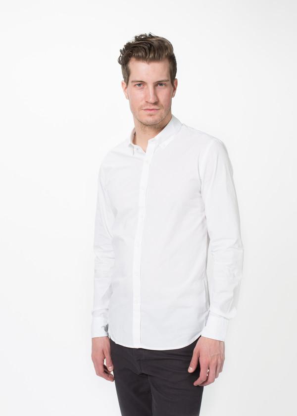 Men's Homecore Tokyo Poplin Button Down Shirt