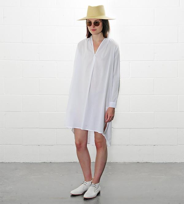 Won Hundred Ella Shirt Dress
