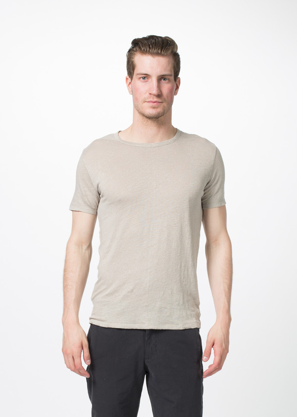 Men's Homecore Linen Tee